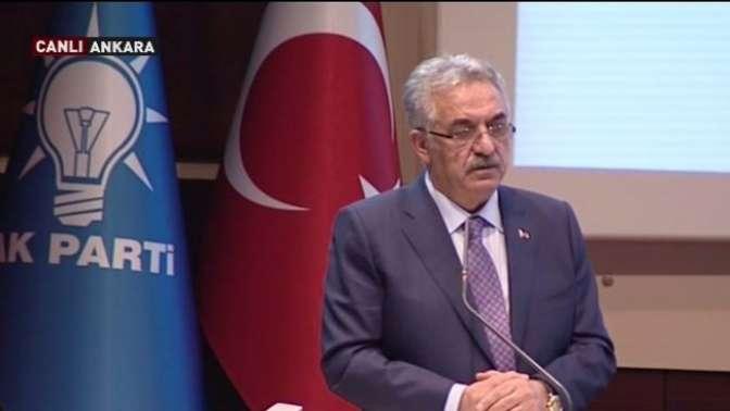 """Hayati Yazıcı: """"AK Parti'de FETÖ'cü yok demedim"""""""