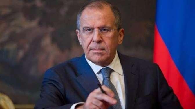 Lavrov: ABD Nusra Cephesi'ni koruyor