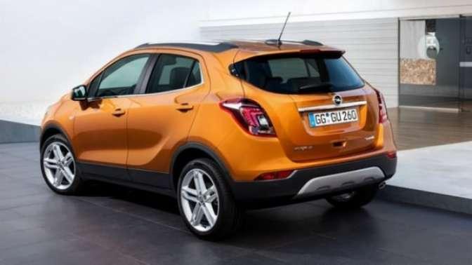 Opel Mokka X geliyor!