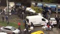 Maslak'ta korkunç kaza: Ölü ve yaralılar var