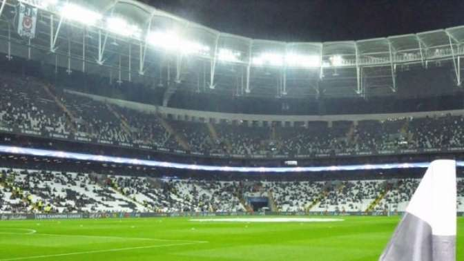 Vodafone Arena'da ilk Şampiyonlar Ligi!